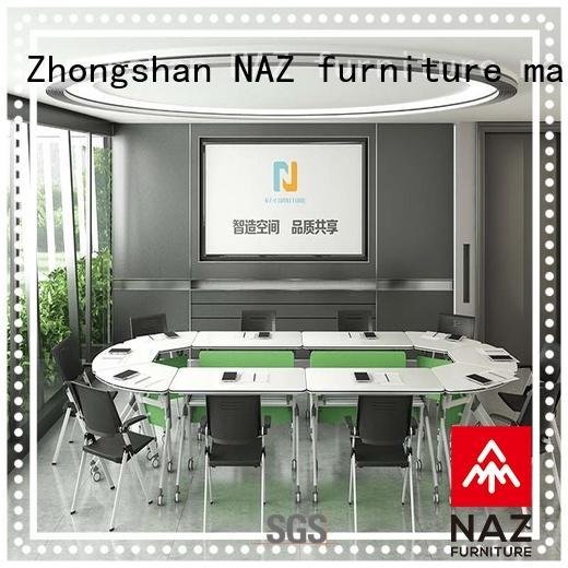 NAZ furniture movable conference table manufacturer for training room