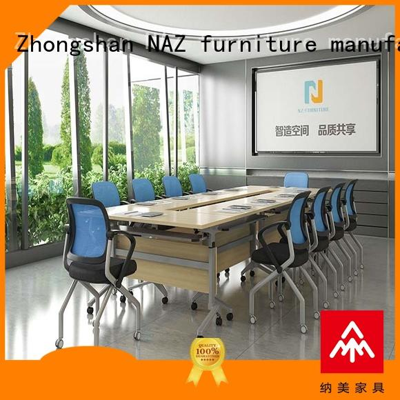 NAZ furniture professional mobile office table for conference office