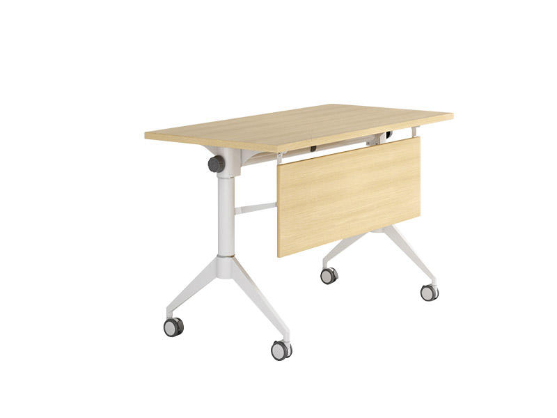 comfortable folding conference room tables with wheels conference for conference for training room-1