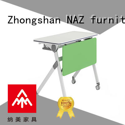 NAZ furniture mobile nesting training tables supply for home