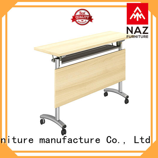 NAZ furniture computer flip top training tables multi purpose for office