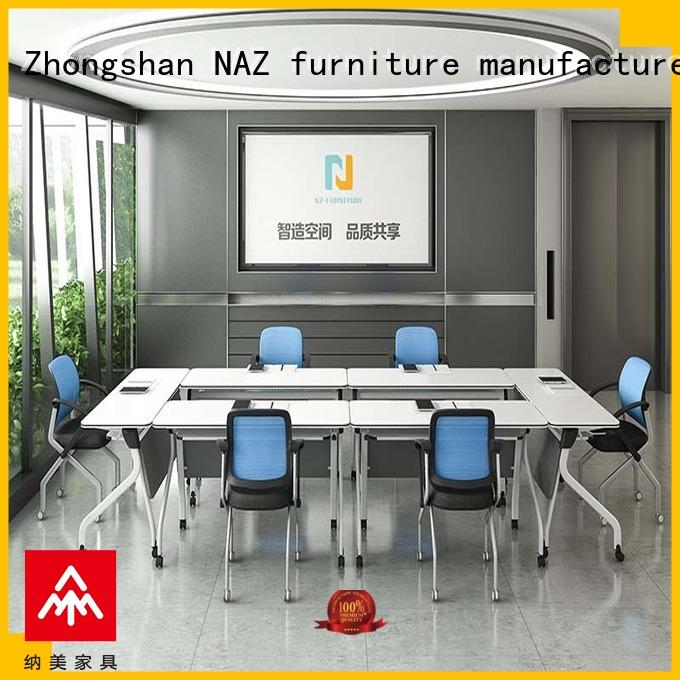 6/8/10/12/16/20Persons design Folding modular conference table FT-011C