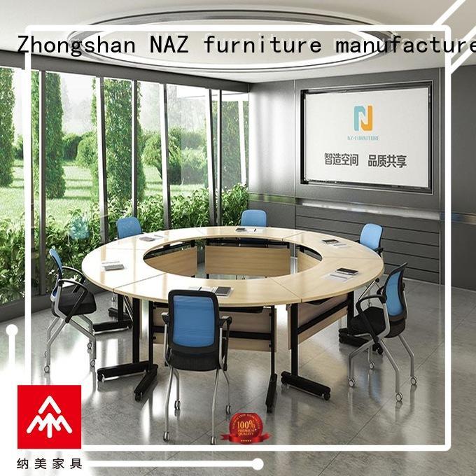 NAZ furniture comfortable conference tables manufacturer for training room
