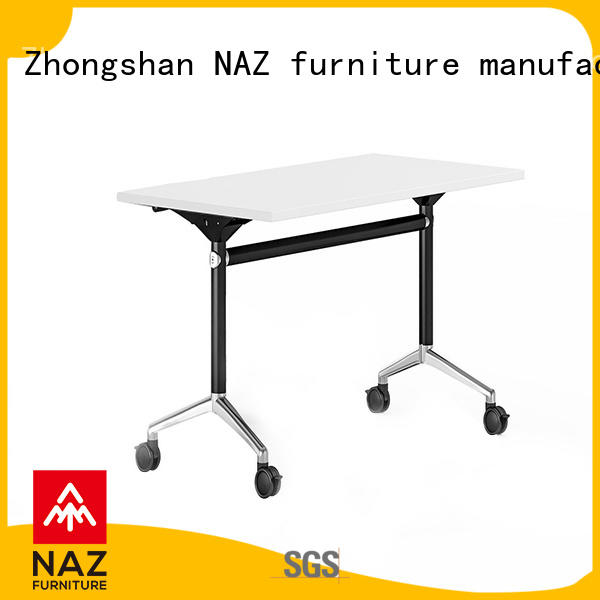 NAZ furniture computer computer training tables for conference for meeting room