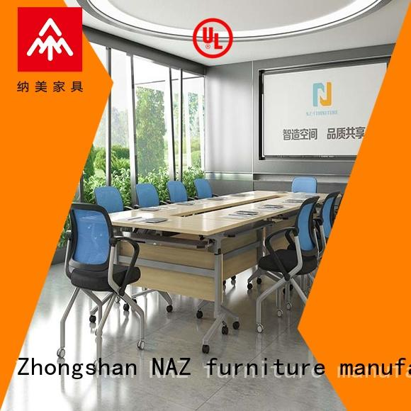 NAZ furniture durable steelcase conference table for conference for school