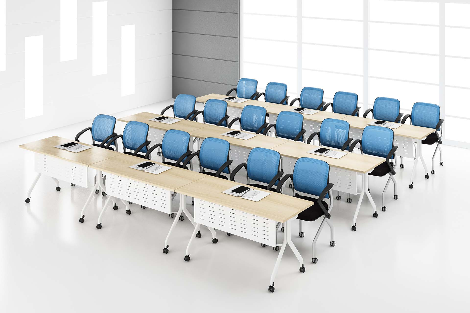 professional office training tables ft030 multi purpose for office-8