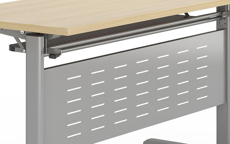 on aluminum training table supply NAZ furniture