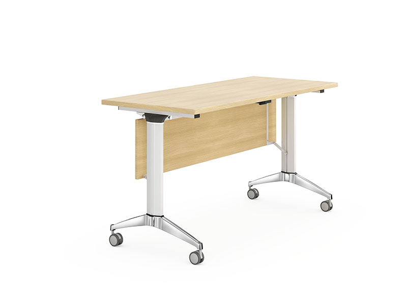 writing computer training tables office with wheels for school-2