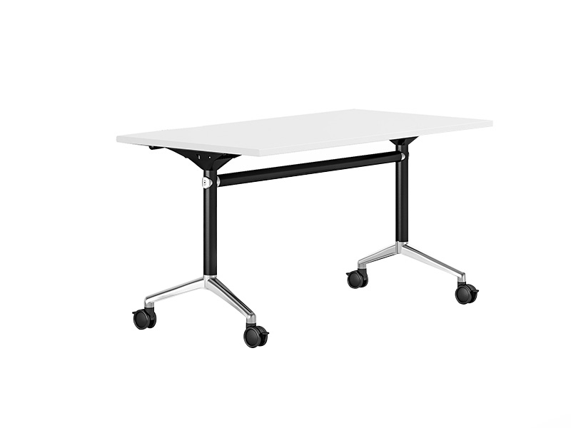 durable modular conference table design versatility on wheels for meeting room-2
