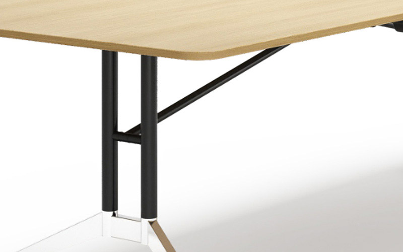 NAZ furniture alloy u shaped conference table manufacturer for school-6