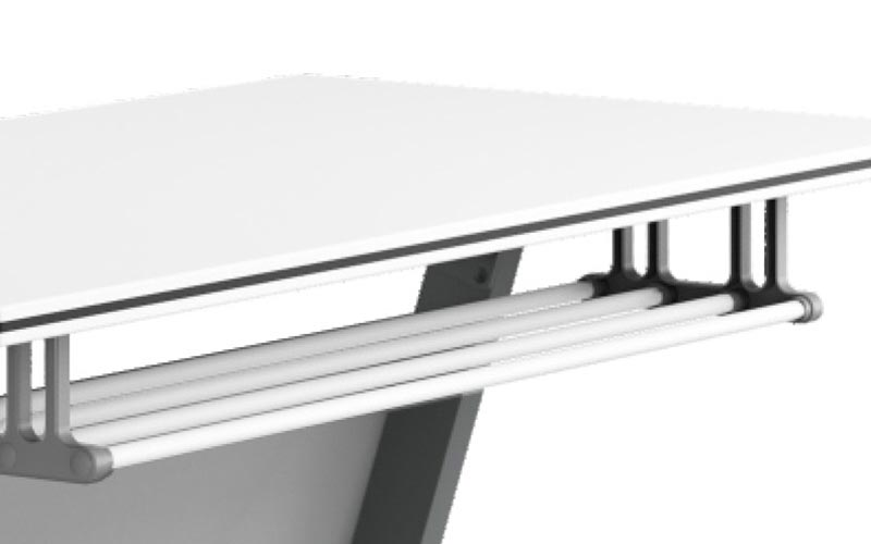 NAZ furniture 6810121620 white conference table for conference for office-6