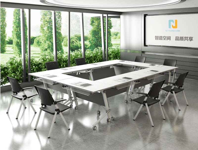 professional steelcase conference table ft018c for sale for training room-10
