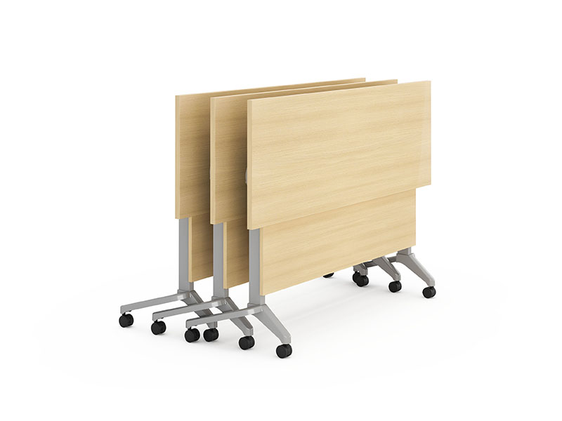 durable 12 conference table room on wheels for meeting room-3