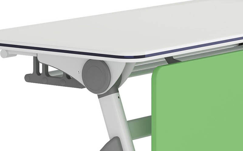 durable white conference table ft002c for sale-5