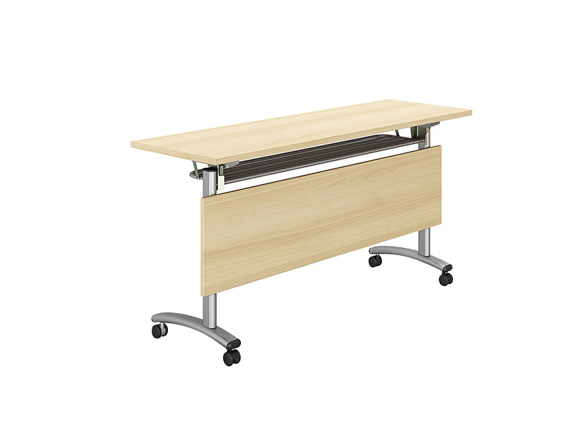 NAZ furniture durable mobile conference table on wheels for training room-1