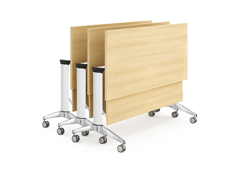 NAZ furniture movable conference room tables folding for conference for meeting room-3