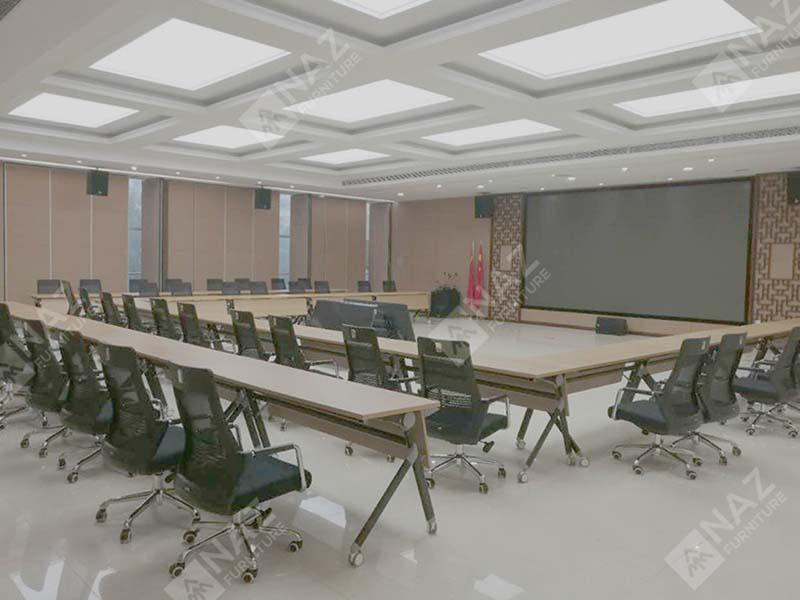 Governmental agency conference tables Case