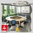 NAZ furniture ft017c conference table and chairs for conference for meeting room