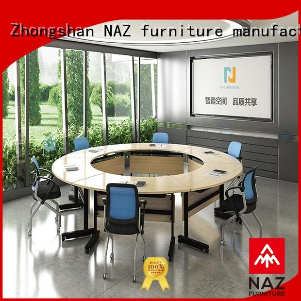 NAZ furniture comfortable modular conference table for conference for training room