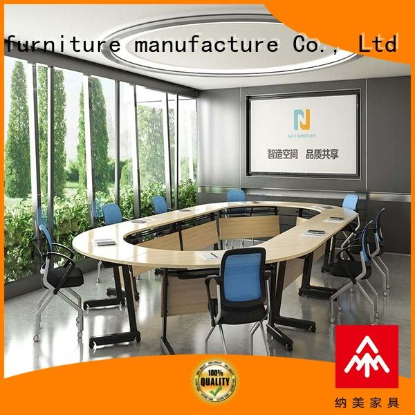 NAZ furniture durable conference table for conference for school
