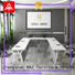 NAZ furniture movable steelcase conference table for sale for training room