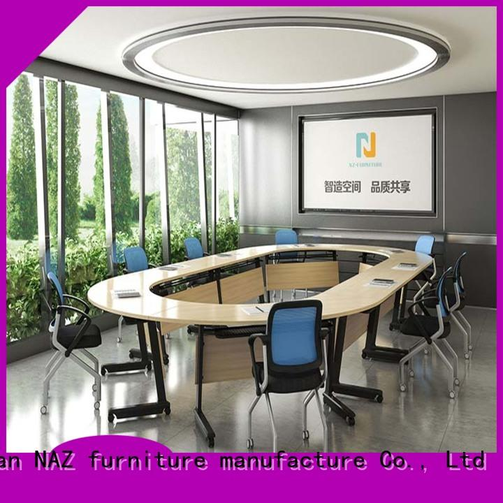 NAZ furniture movable 12 conference table for sale