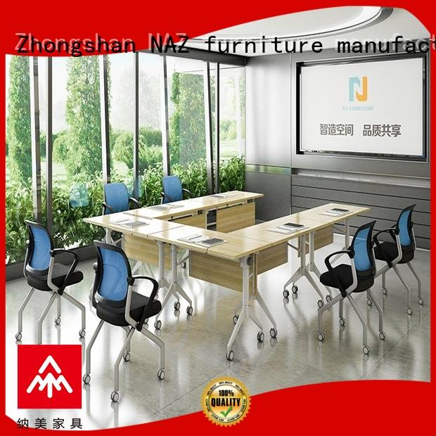 NAZ furniture durable meeting room table manufacturer for office