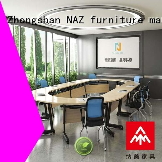 professional foldable boardroom table for sale training room NAZ furniture