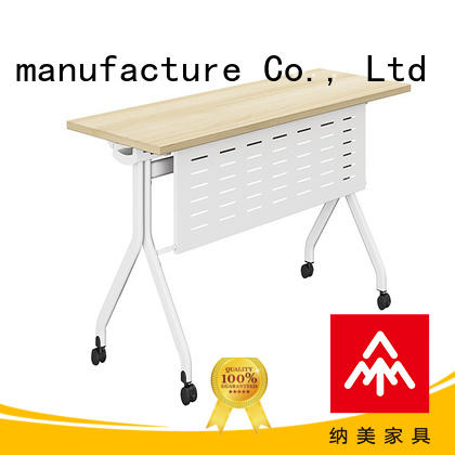 NAZ furniture folding nesting training tables for conference for school