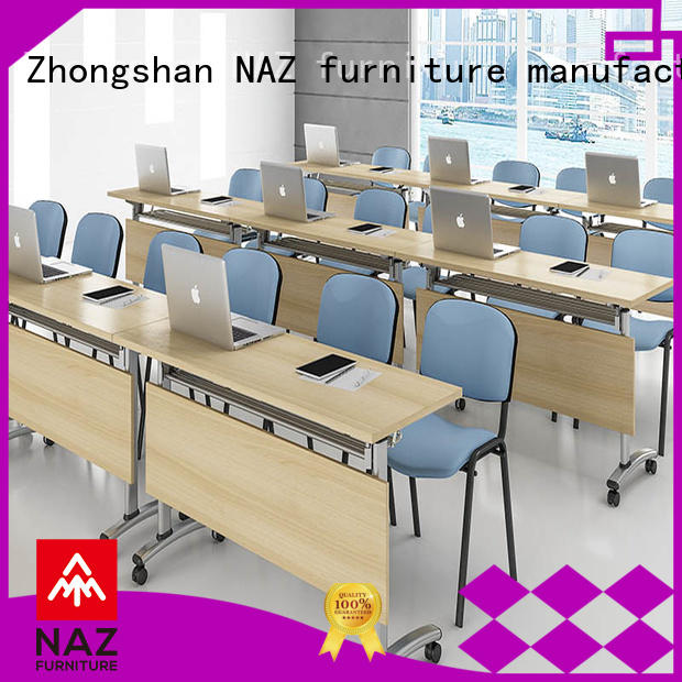 comfortable white conference table 6810121620persons manufacturer for training room