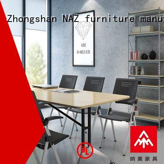 NAZ furniture ft011c portable conference room tables for sale for training room