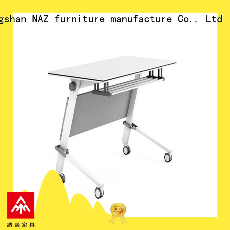 NAZ furniture computer foldable training table supply school