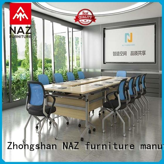 NAZ furniture steel modular conference table for conference for meeting room