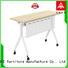 NAZ furniture computer office training tables with wheels