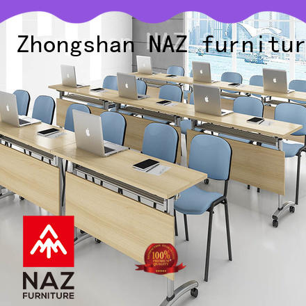 NAZ furniture movable boardroom table for conference for school