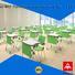 NAZ furniture 8001200mm folding study desk for kids for school