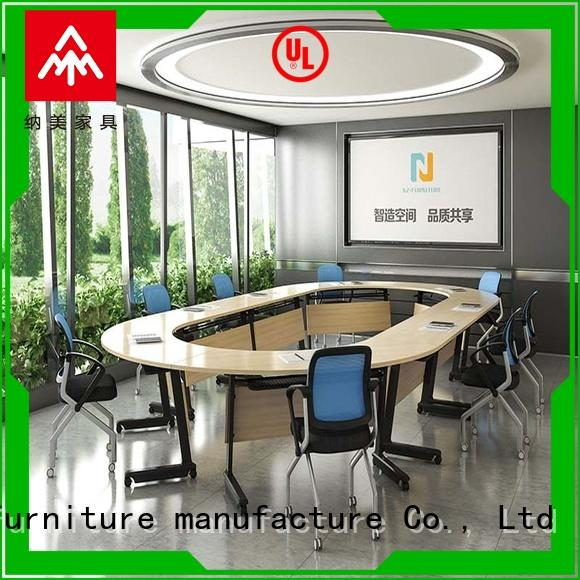 NAZ furniture ft013c oval conference table manufacturer for school
