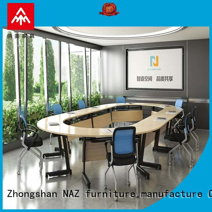 durable conference room furniture ft001c on wheels for office