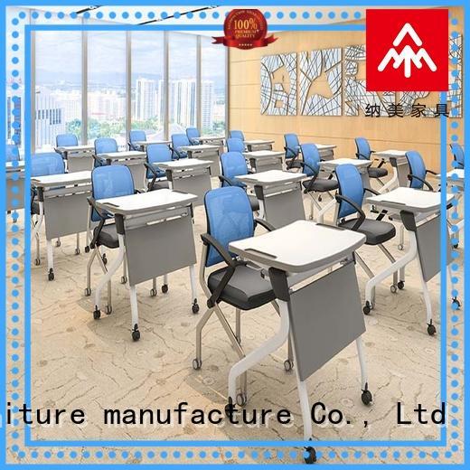 folding training table frame 8001200mm on wheels for office