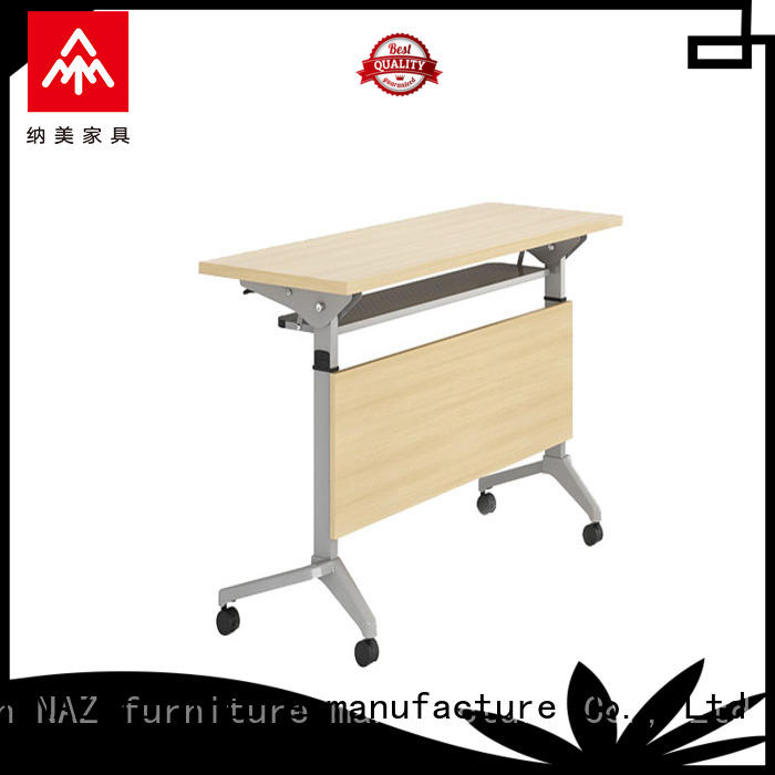 trapezoid nesting training tables castors for sale for home