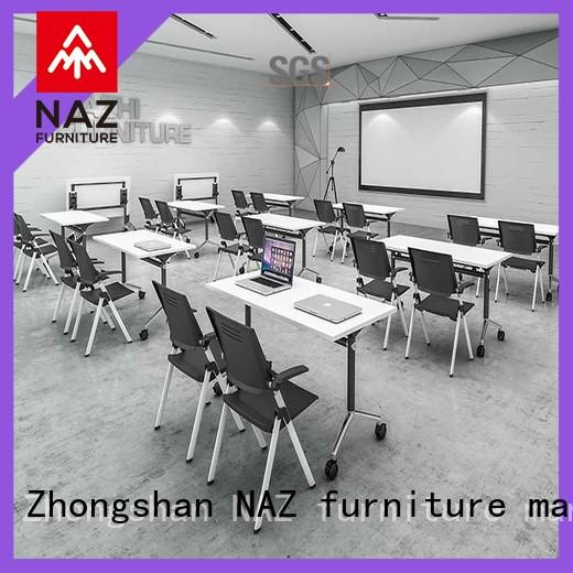 NAZ furniture movable conference room table and chairs for sale