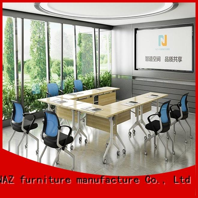 professional flip top conference tables conference on wheels for meeting room
