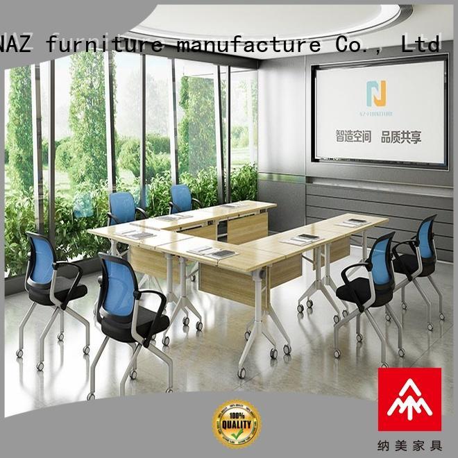NAZ furniture flip foldable office furniture for sale for meeting room