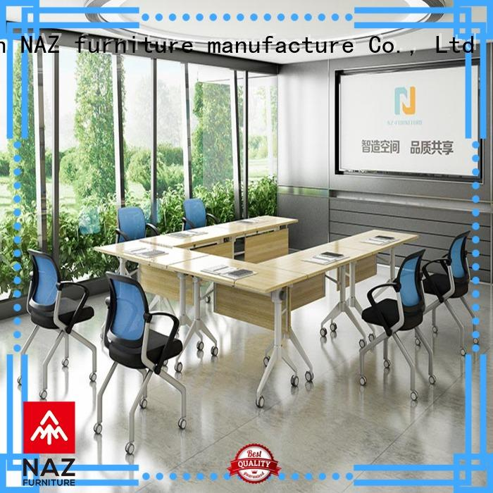 comfortable square conference table end for conference for meeting room