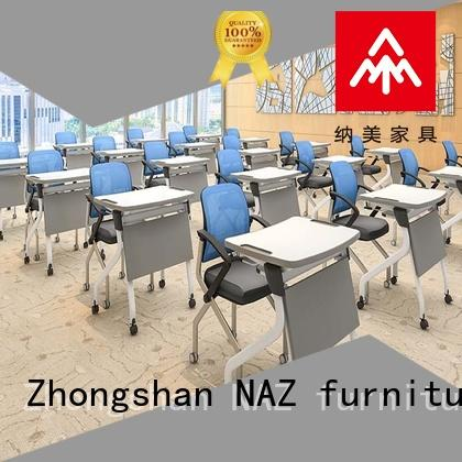 classroom folding desk desk wholesale for training rooms