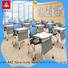 metal study table movable school NAZ furniture
