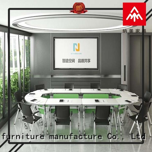 movable folding conference tables manufacturer for training room