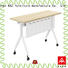 writing training tables and chairs designed with wheels