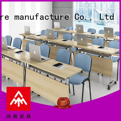 NAZ furniture versatility folding conference room tables with wheels manufacturer for training room