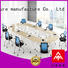 NAZ furniture comfortable mobile office table modern for meeting room